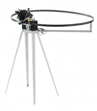 Robot d'Affûtage des lames