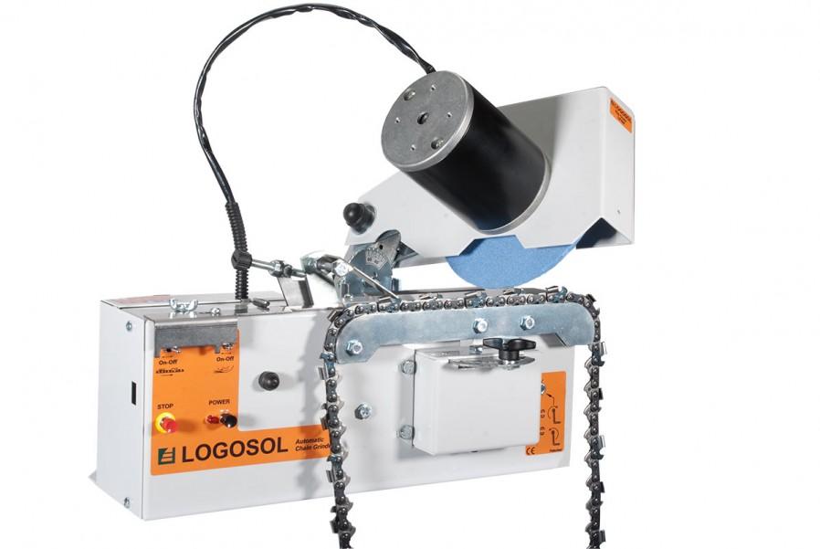 Robot d'Affûtage de chaîne