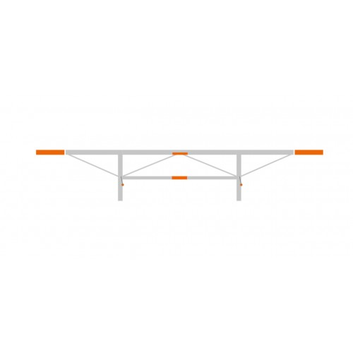 Ensemble extension de 2 x 0,5 m, (F2,F2+)
