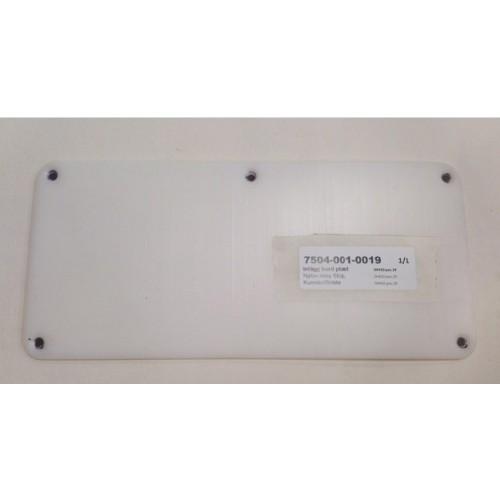 Plaque en téflon SH410 pos.19