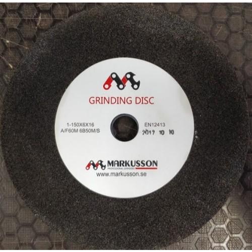 Disque d'affutage 6,0 mm (150x16x6,0)