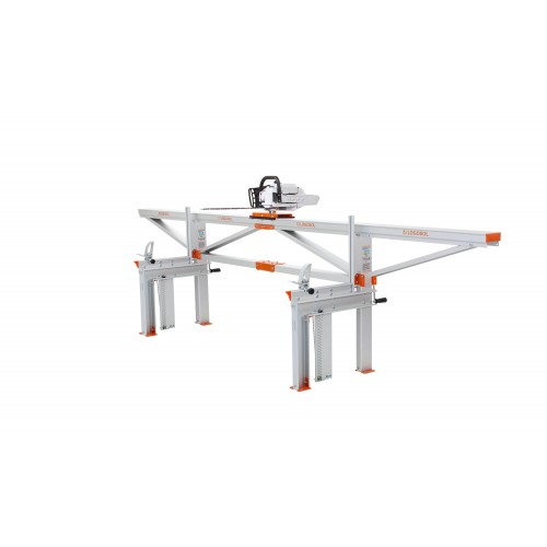 F2 Scierie portative (4 m) avec Stihl MS391