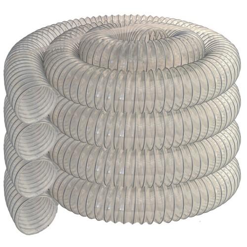Tuyau flexible, 100 mm, 12 m