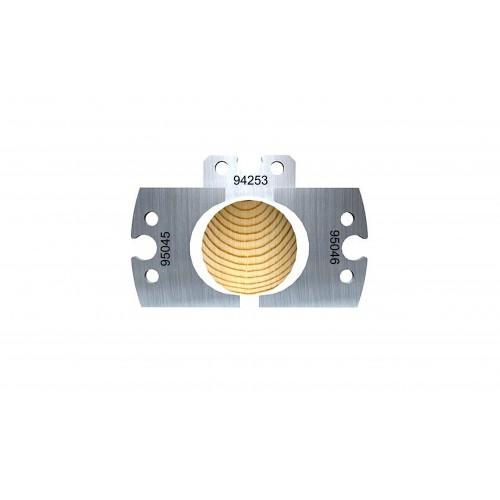 Round bar, 40 mm