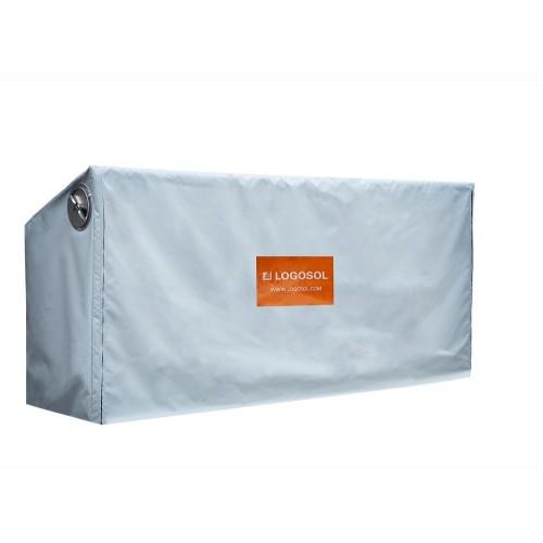 Logosol WDC Kit complet avec chambre de séchage et unité de séchage du bois
